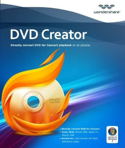 Wondershare DVD Creator Crack v6.5.4.192 + Serial Key [2021]