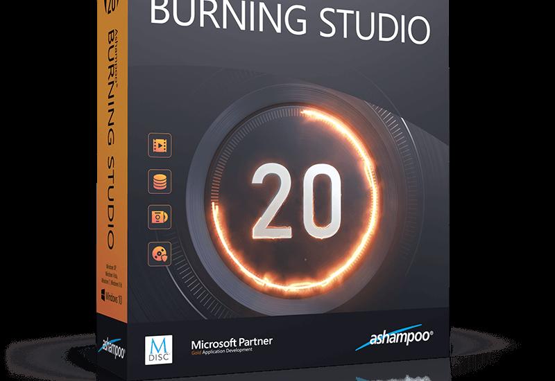 Ashampoo Burning Studio Crack v23.0.5 + Free Keygen [2021]