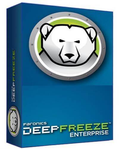 Deep Freeze Crack v8.63.0 + Free License Key Download [2021]