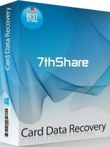 7thShare Card Data Recovery 6.6.6.8 Crack + Keys [2021]