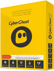 CyberGhost VPN 8.2.5.7817 Crack + Keygen Full Download