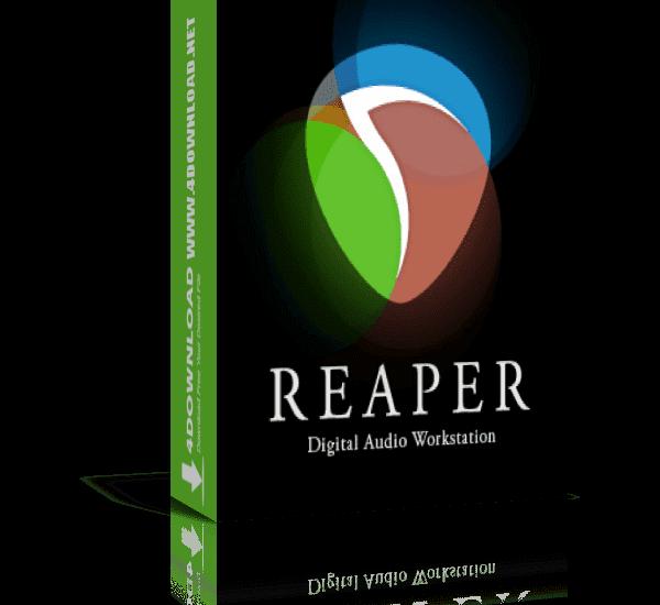 REAPER 6.38 Crack + License Key 2022 [Mac/Win] Download