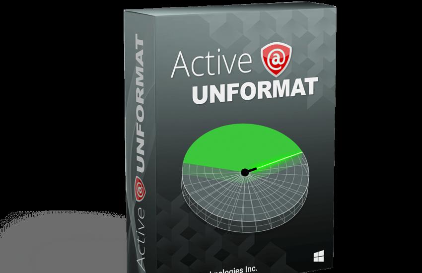 UNFORMAT Professional Crack v10.0.1 + Free Keygen [2021]