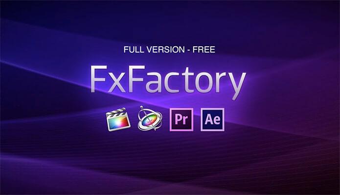 FxFactory Pro v7.2.5 Crack With Keygen Free Download New
